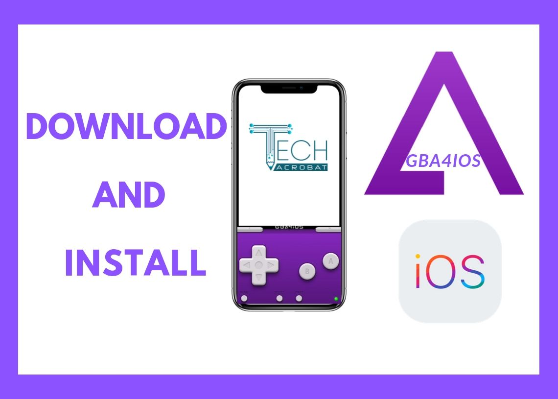 Download and Install Emulator GBA4IOS iOS 12 - iOS 13 [2019]