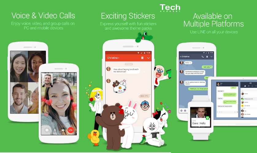 Top 12 Free Video Chat Apps For Android and iOS 2019 - Tech