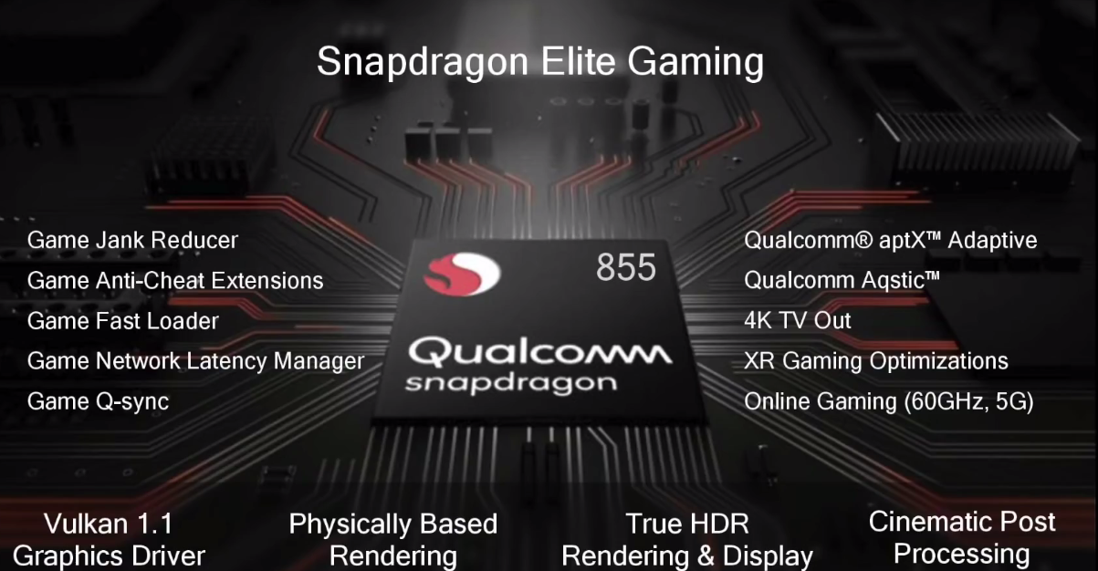 snapdragon 855 elite gaming experience