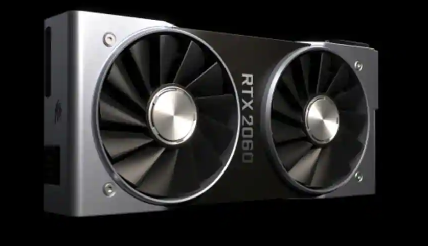 Nvidia GeForce RTX 2060 Makes Turing Arch GPUs Mainstream, CES