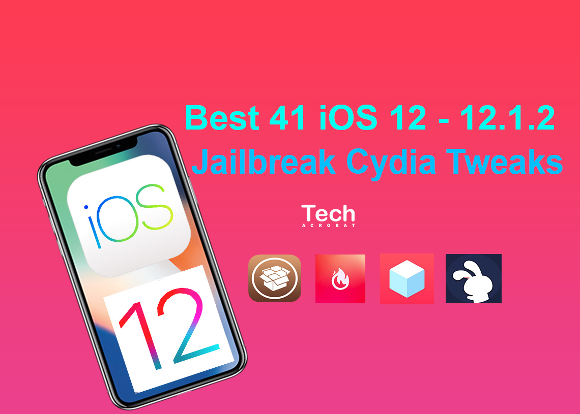 The TOP 41 Best Unc0ver iOS 12 - iOS 12 1 2 Jailbreak Cydia