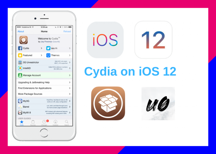 ios 12 jailbreak cydia worked