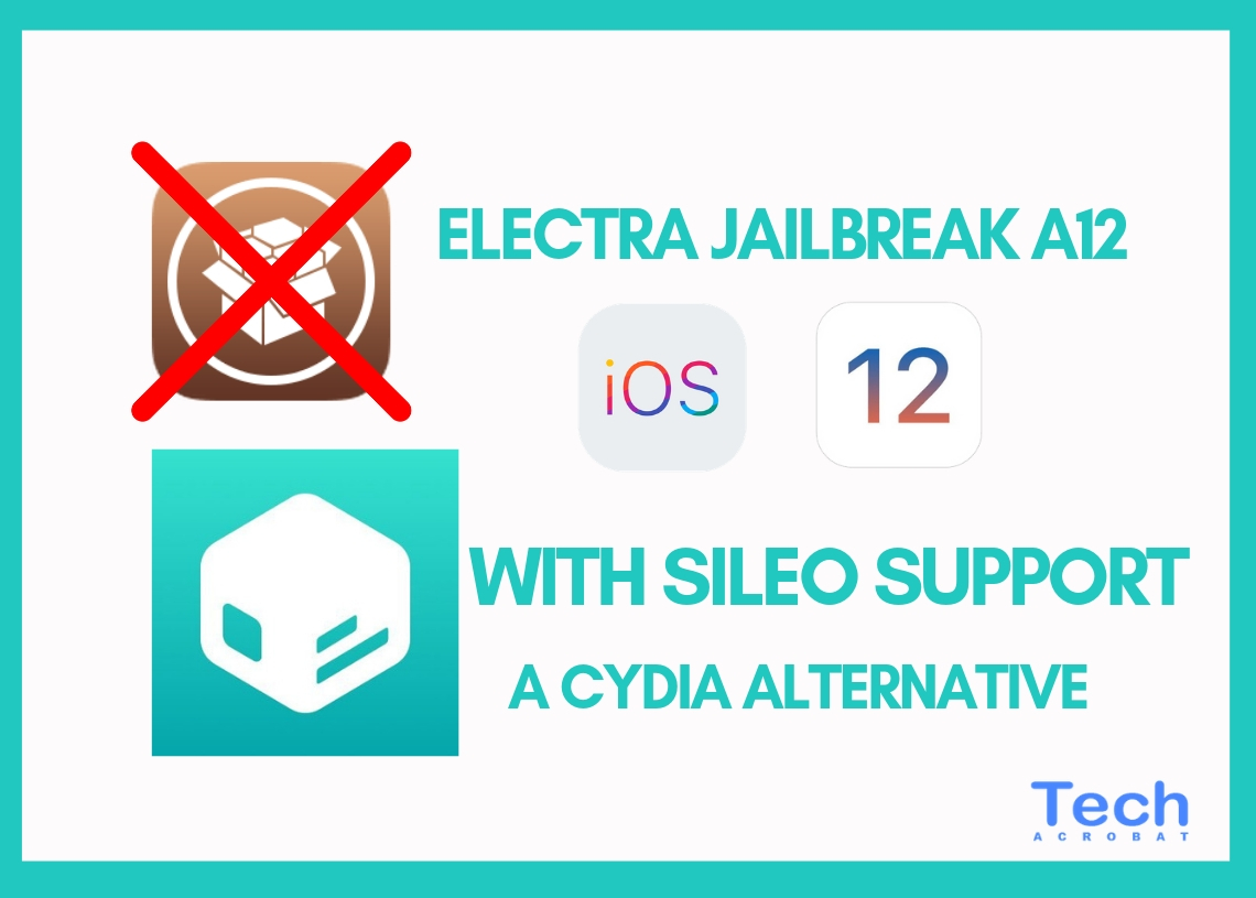 After Saurik,Hopefully Electra Is Coming With iOS 12 A12