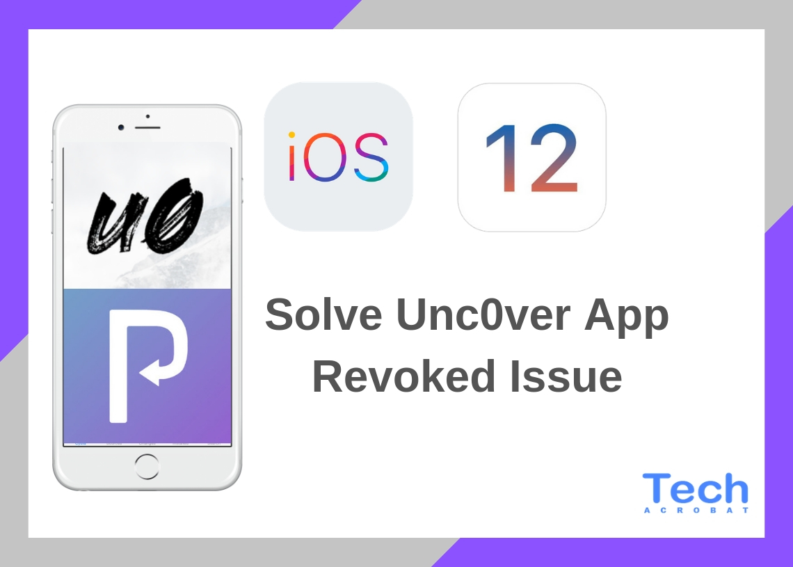 How To Fix Unc0ver App License Revoked By Reprovision & Cydia Impactor