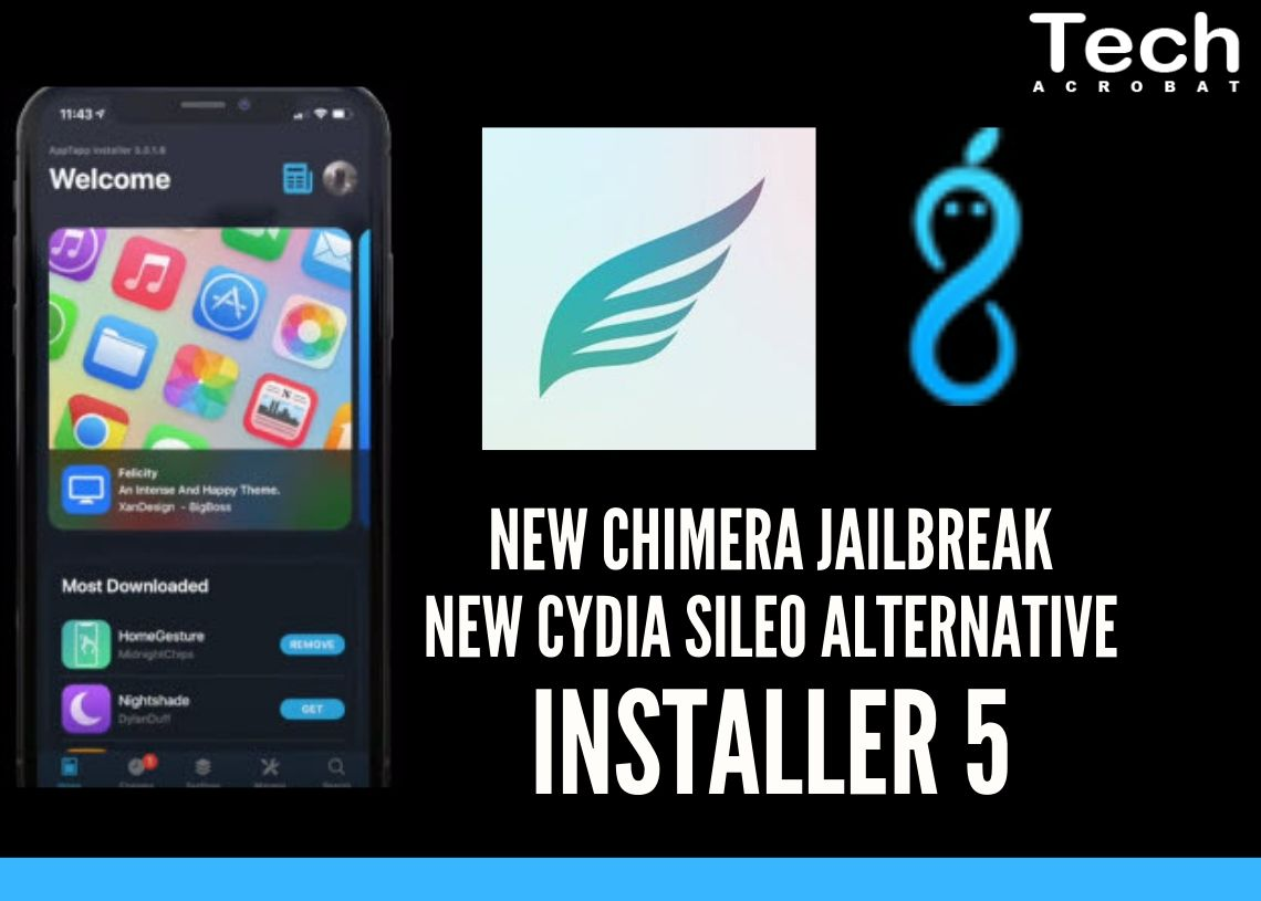 Chimera Jailbreak New Update And New Package Manager INSTALLER 5