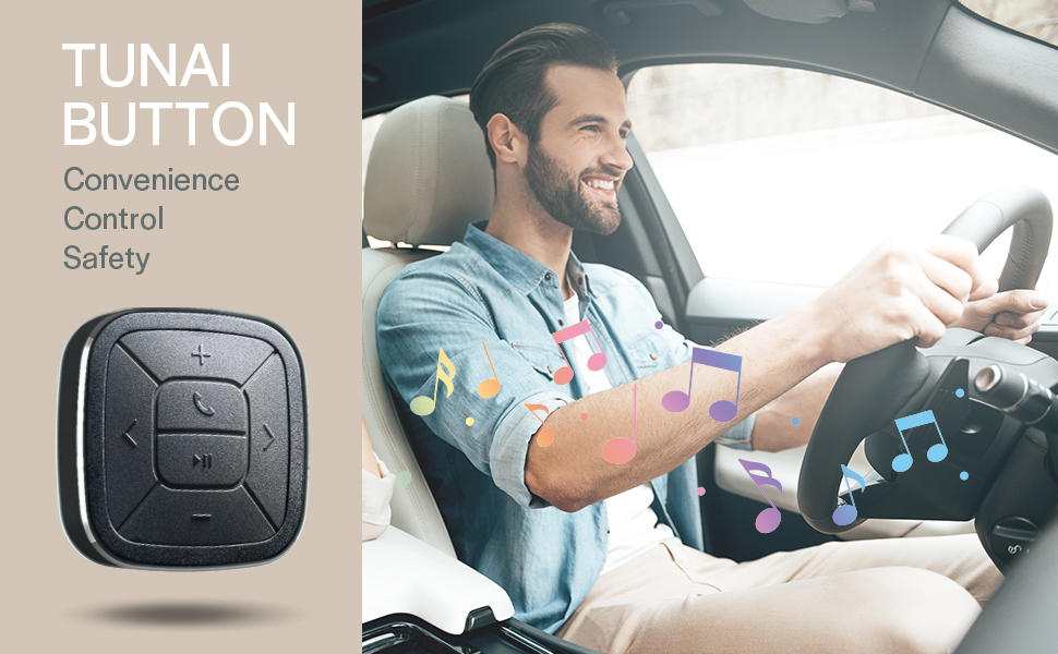 tunai bluetooth button