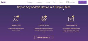 spy on Android devices in three simple steps