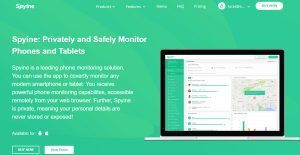 privately and safely monitor phones and tablets