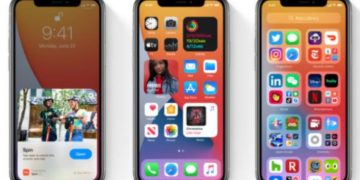 how to add Widgets to your iPhone home screen