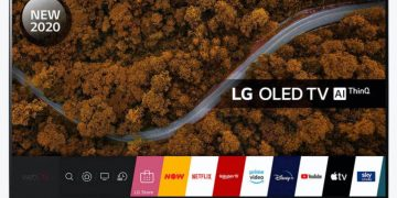 LG Display again could make profit, credit goes to the OLED TVs and iPhones