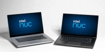 The New intel NUC M51 laptop announced powered by its latest 11th gen CPUs