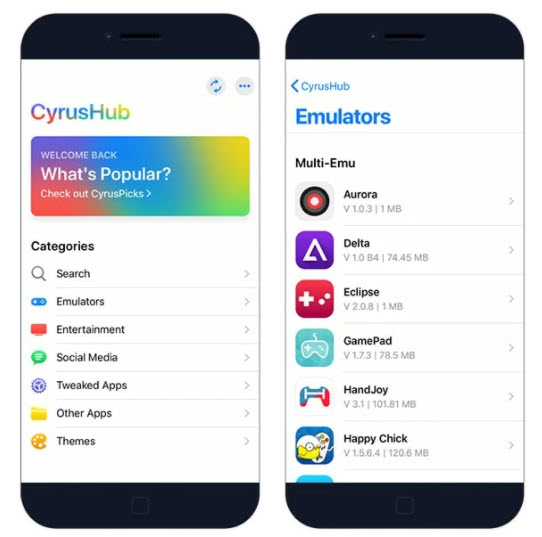 3rd party app stores ios 14.6 cyrus