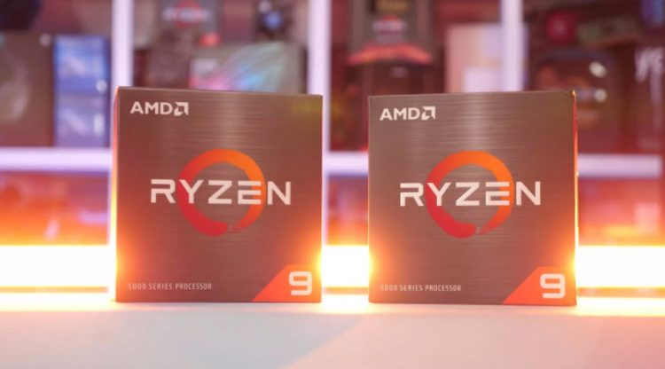 Some European retailers gets stock of AMD Ryzen 5000 CPUs