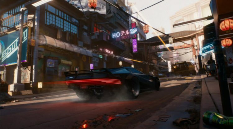 Mahler called Cyberpunk 2077 and No Man's Sky developers snake oil salesmen