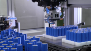 Lithium-Ion battery production