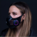 Razer is working on its RGB-packed transparent face mask