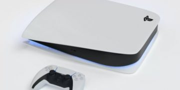 Redesigned PlayStation 5