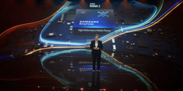 Samsung Exynos + AMD Radeon release has been delayed to July, See Mali-beating performance
