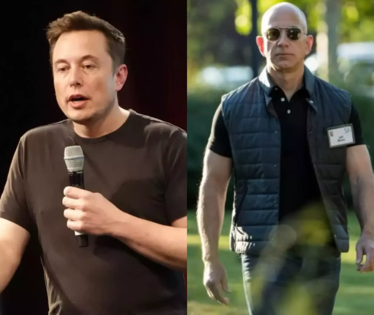 See how billionaires like Jeff Bezos and Elon Musk pay little or no taxes