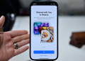 new iOS 15 Messages features