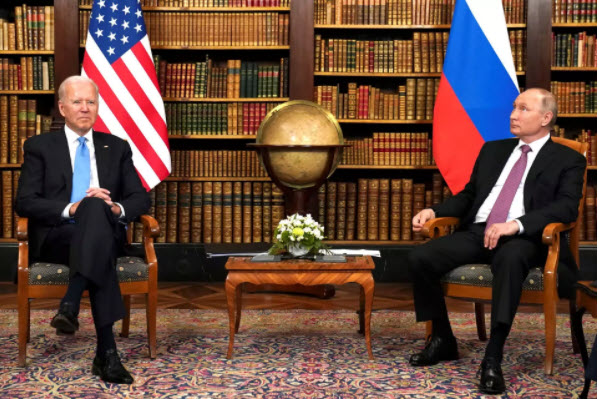 Biden forces Putin to act against Russian ransomware attacks