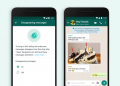 See howan upcoming WhatsApp feature 'view once' messages work